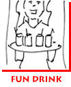 Fun Drink Storyboard for American Dairy Association