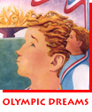 Waitsel Watercolour Illustration Olympic Dreams