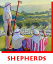 Waitsel Watercolour Illustration Shepherds
