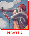 Pirate 2 - Black Caesar Killing Partner